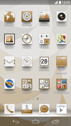 Huawei Ascend P6 LTE - E-mail - Manual configuration (yahoo) - Step 3