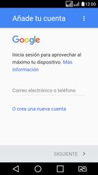 LG K4 (2017) - E-mail - Configurar Gmail - Paso 8