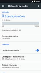 Nokia 3 - Internet no telemóvel - Como ativar os dados móveis -  6