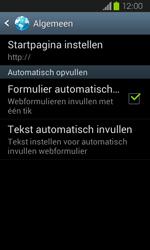 Samsung I8730 Galaxy Express - Internet - Handmatig instellen - Stap 21