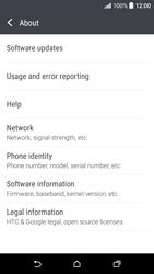 HTC Desire 530 - Network - Installing software updates - Step 6