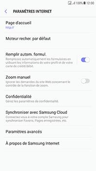 Samsung J730F Galaxy J7 (2017) (DualSIM) - Internet - configuration manuelle - Étape 27
