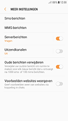 Samsung Galaxy A5 (2017) - Android Oreo - MMS - probleem met ontvangen - Stap 11
