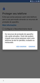 Samsung J4+ - Primeiros passos - Como ativar seu aparelho - Etapa 14