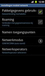 Samsung I8160 Galaxy Ace II - Bellen - in het buitenland - Stap 6