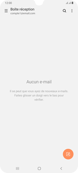 Samsung Galaxy A70 - E-mail - envoyer un e-mail - Étape 4
