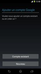 Sony Xpéria Z1 - Premiers pas - Créer un compte - Étape 7
