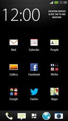 HTC One Mini - E-mail - Manual configuration - Step 3