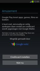 Samsung N7100 Galaxy Note II - Applicaties - Account aanmaken - Stap 12
