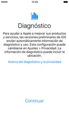 Apple iPhone 6 iOS 10 - Primeros pasos - Activar el equipo - Paso 22