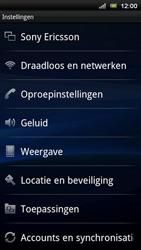 Sony Ericsson Xperia Play - Internet - Aan- of uitzetten - Stap 4