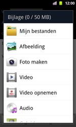 Samsung I8160 Galaxy Ace II - E-mail - E-mails verzenden - Stap 10