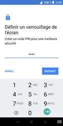 Alcatel 1X - Sécuriser votre mobile - Activer le code de verrouillage - Étape 8