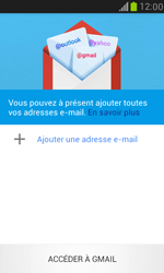 Samsung I8190 Galaxy S III Mini - E-mail - Configuration manuelle (gmail) - Étape 6