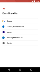 LG Nexus 5X - Android Oreo - E-mail - Handmatig instellen (gmail) - Stap 7