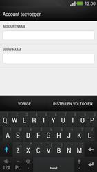 HTC One - E-mail - Account instellen (IMAP zonder SMTP-verificatie) - Stap 16
