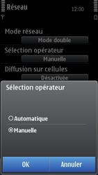 Nokia C7-00 - Réseau - utilisation à l'étranger - Étape 10