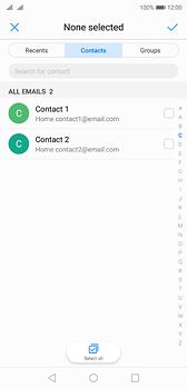 Huawei P20 - E-mail - Sending emails - Step 5