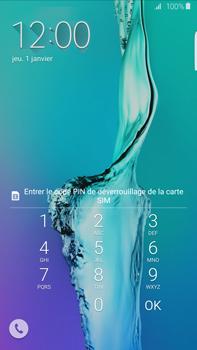 Samsung Galaxy S6 edge+ - Device maintenance - Effectuer une réinitialisation logicielle - Étape 6