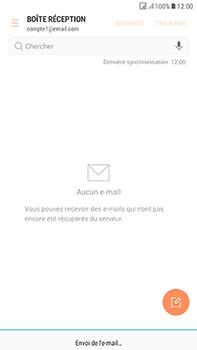 Samsung Galaxy J7 (2017) - E-mail - Envoi d