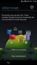 Sony Xperia E4g - Premiers pas - Créer un compte - Étape 10