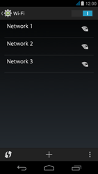 Acer Liquid Z500 - WiFi and Bluetooth - Manual configuration - Step 6