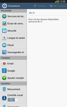 Samsung Galaxy Tab 3 8 4G - Sécuriser votre mobile - Personnaliser le code PIN de votre carte SIM - Étape 4