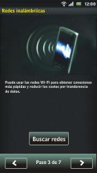 Sony Xperia U - Primeros pasos - Activar el equipo - Paso 11