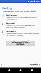 Sony Xperia XZ Premium - Android Oreo - E-mail - e-mail instellen: IMAP (aanbevolen) - Stap 20