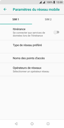 Wiko Harry 2 - Internet - configuration manuelle - Étape 9