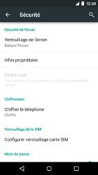Motorola Moto E (1st Gen) (Lollipop) - Sécuriser votre mobile - Activer le code de verrouillage - Étape 5