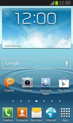 Samsung I8730 Galaxy Express - E-mail - Handmatig instellen - Stap 1