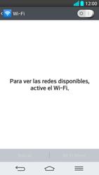 LG G2 - WiFi - Conectarse a una red WiFi - Paso 6