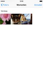 Apple iPhone 6 iOS 8 - MMS - afbeeldingen verzenden - Stap 10