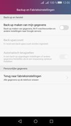 Huawei Y6 II Compact - Resetten - Fabrieksinstellingen terugzetten - Stap 4