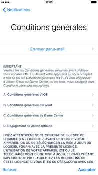 Apple iPhone 6s Plus - Premiers pas - Créer un compte - Étape 30
