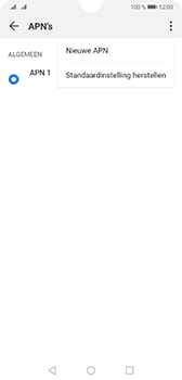 Huawei Mate 20 - Internet - handmatig instellen - Stap 9