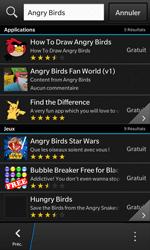 BlackBerry Z10 - Applications - Télécharger une application - Étape 16