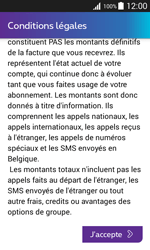 Samsung J100H Galaxy J1 - Applications - MyProximus - Étape 12