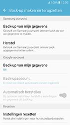 Samsung Galaxy J5 (2016) - Device maintenance - Terugkeren naar fabrieksinstellingen - Stap 6