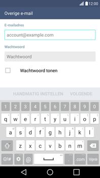 LG H815 G4 - E-mail - e-mail instellen (yahoo) - Stap 6