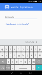 Huawei P9 Lite - E-mail - Configurar Gmail - Paso 11