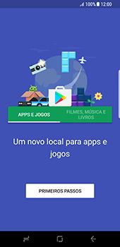 Samsung Galaxy S8 - Aplicativos - Como baixar aplicativos - Etapa 4