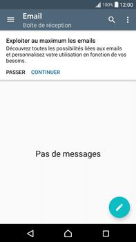 Sony F3211 Xperia XA Ultra - E-mail - Configuration manuelle - Étape 5