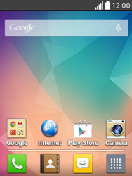 LG D100 L20 - Aplicativos - Como baixar aplicativos - Etapa 1