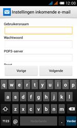 Alcatel OT-4033X Pop C3 - E-mail - e-mail instellen: POP3 - Stap 12