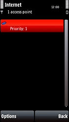 Nokia 5800 Xpress Music - Internet - Manual configuration - Step 13