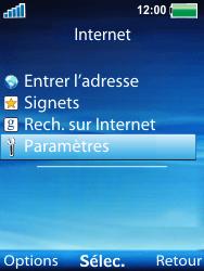 Sony Ericsson W100i Spiro - Internet - Configuration manuelle - Étape 4