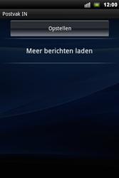 Sony Ericsson Xperia Mini Pro - E-mail - e-mail versturen - Stap 10