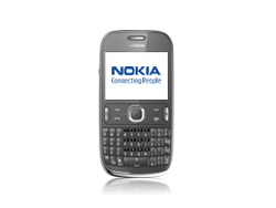 Nokia Asha 302 - Internet - manual configuration - Step 1